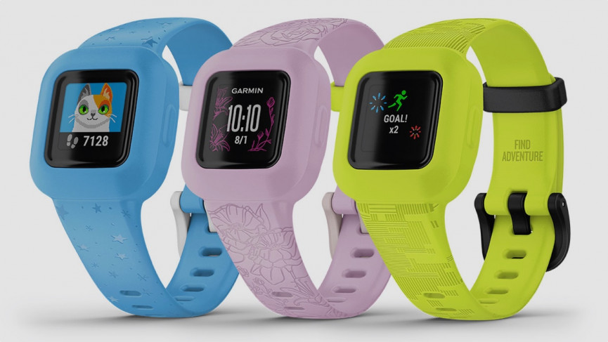 Garmin Vivofit Jr 3 brings more incentives to get kids moving