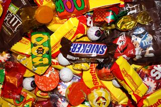 Mindful Parenting with Halloween Candy – Psychology Today