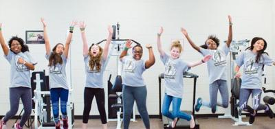 New fitness program targets middle school girls | Features – The Albany Herald