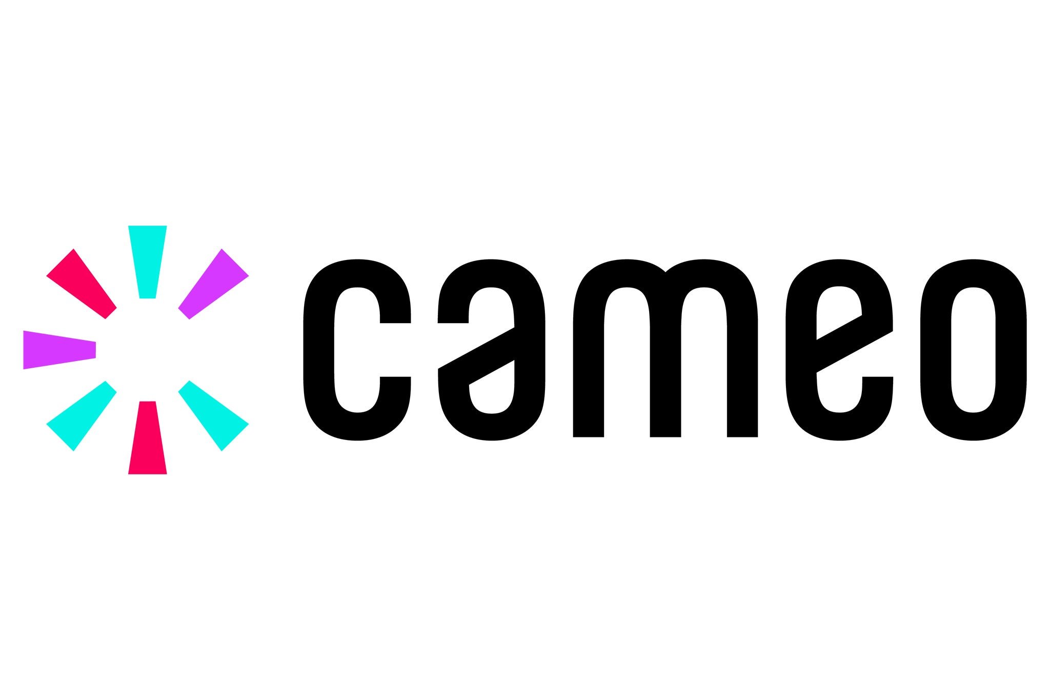 The Cameo personalized message app logo.