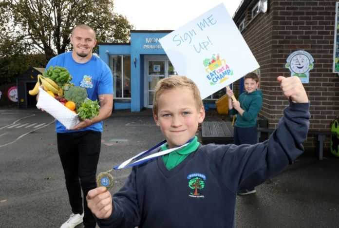 Ulster Rugby's Jacob Stockdale Stands Behind New Kids' Healthy Eating Programme – Love Belfast